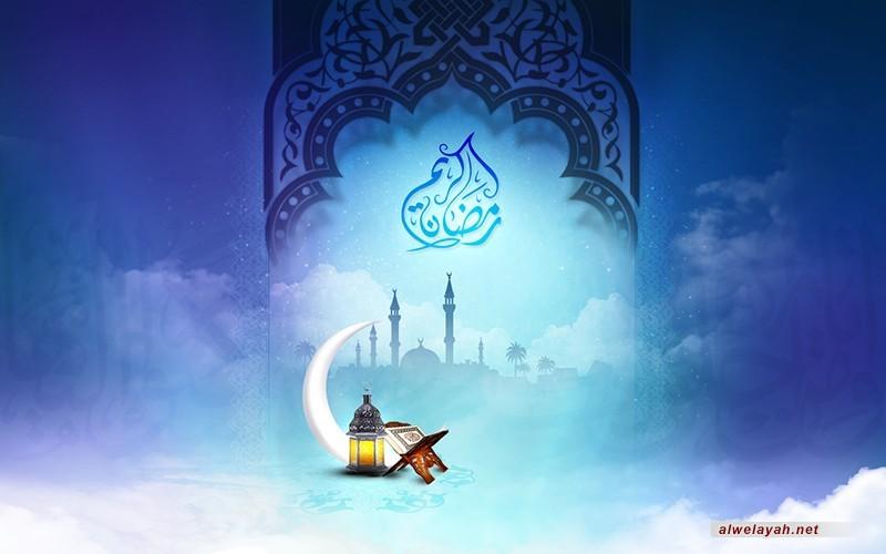 احترام شهر رمضان