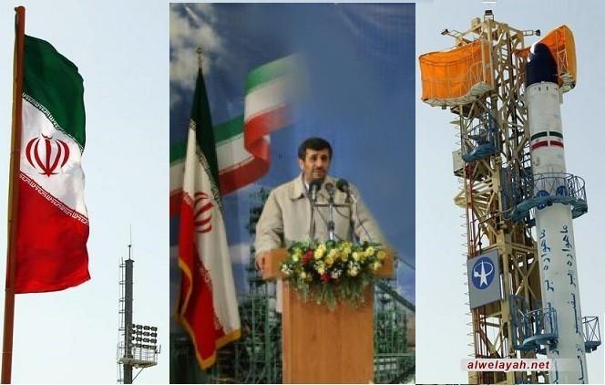 الرئيس أحمدي نجاد: ثورتنا الإسلامية ثورة القيم والمبادئ الإنسانية