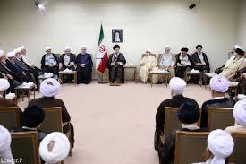 لقاء مع اعضاء مجلس الخبراء