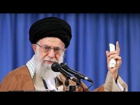 الشعب الإيراني عزيز ومقتدر ولن يتراجع بسبب الإهانات والشتائم