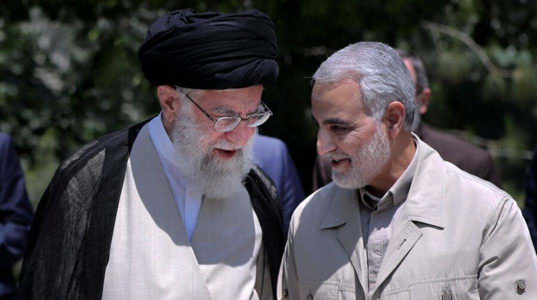 يوم الوصال – (الإمام الخامنئي والشهيد القائد الحاج قاسم سليماني)