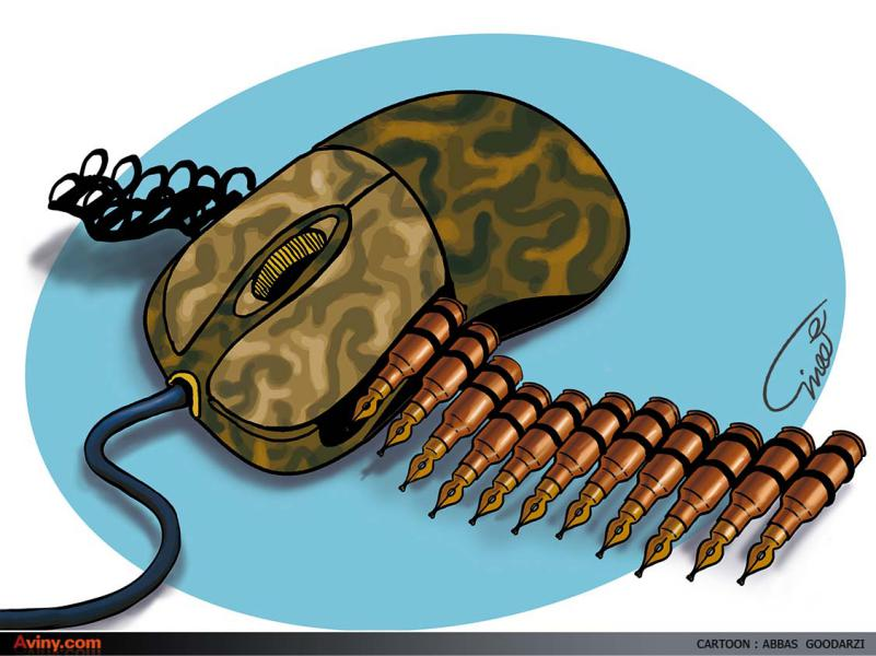 توصيات الإمام الخامنئي لضباط الحرب الناعمة