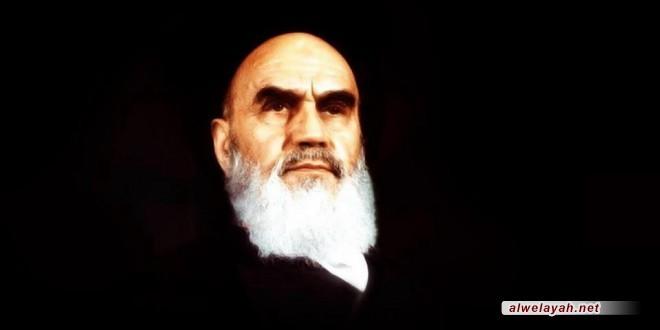 بعد ثلاثة وعشرين عاماً على رحيله... الإمام الخميني ما زال ملهماً للشباب