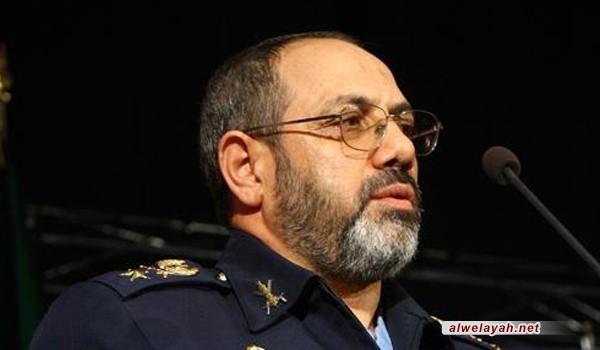 قائد الثورة الإسلامية يعين قائداً جديداً للقوات الجوية في الجيش الإيراني
