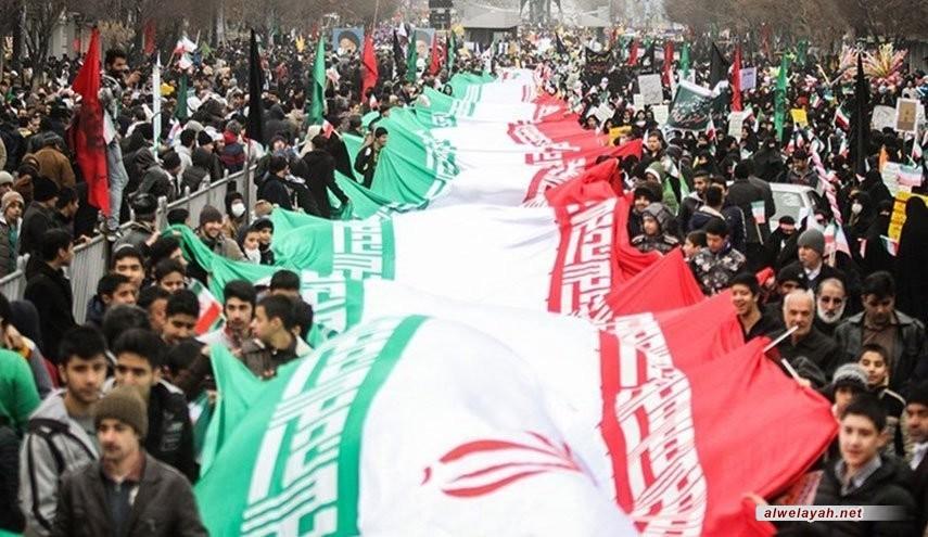 انطلاق احتفالات عشرة الفجر في إيران