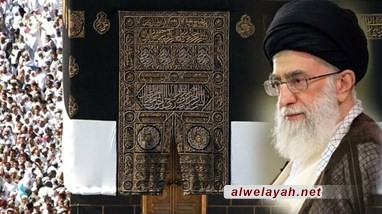 بيان الإمام الخامنئي إلى حجاج بيت الله الحرام في يوم عرفة