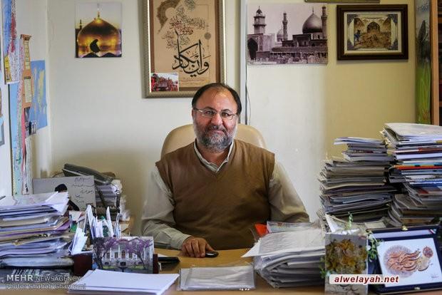 أستاذ جامعي إيراني: العزة في الخطاب القرآني للإمام الخميني تتحقق عبر التحلي بالإيمان