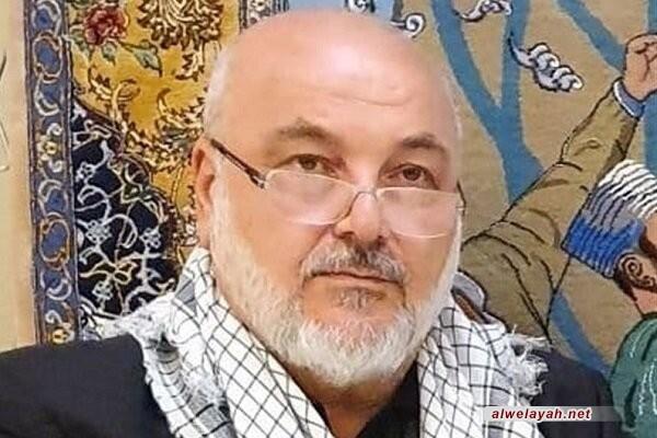 كاتب ومحلل سياسي: قائد الثورة الإسلامية هو الأب الروحي لكل حركات المقاومة