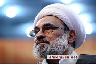ممثل قائد الثورة الإسلامية يتفقد جرحى الاعتداء الإرهابي