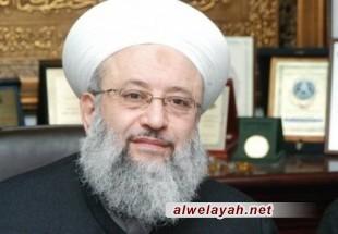 الشيخ ماهر حمود: ليبق يوم القدس عنوانا للمقاومة وللتحرير ولزوال الكيان الصهيوني