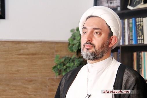 ممثل محافظة زنجان في مجلس خبراء القيادة: عيد الغدير مواصلة نهج التبعية لولاية الفقيه