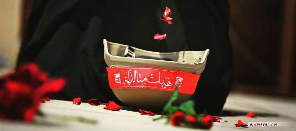 مع الإمام الخامنئي: أبناؤكم الشهداء الوجه المشرق للإسلام(*)