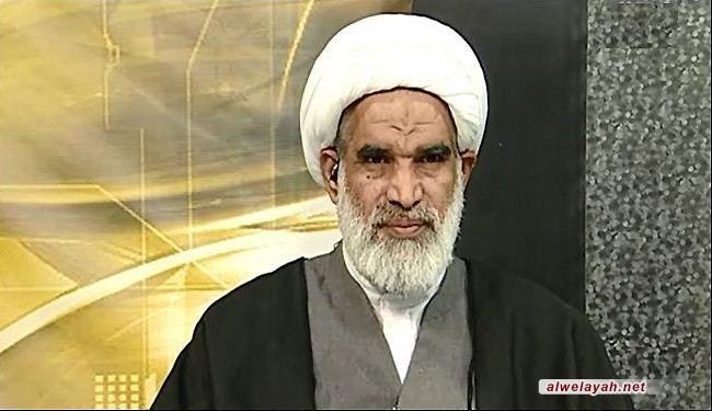 آية الله عباس كعبي: مساعي الإمام الخميني لإنشاء حكومة إسلامية تمثل إدارة الإنسان الصالح