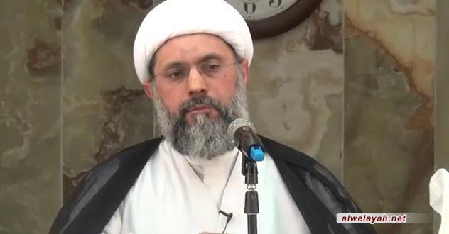 الشيخ عبدالله دشتي: الثورة الإسلامية مولود مبارك رُزق به المؤمنون بعد قرون من الانتظار