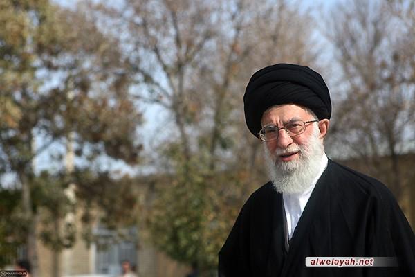 جديد وهام(1): الإمام القائد حفظه الله تعالى يجيب بشكل واف على أسئلة حول فلسطين