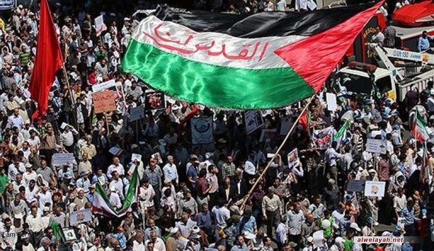 العراقيون يدعون إلى إحياء يوم القدس