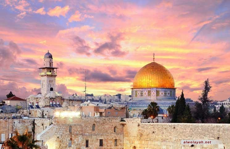 أبو شريف: قضية القدس شكلت الهمّ الرئيس للشهيد سليماني