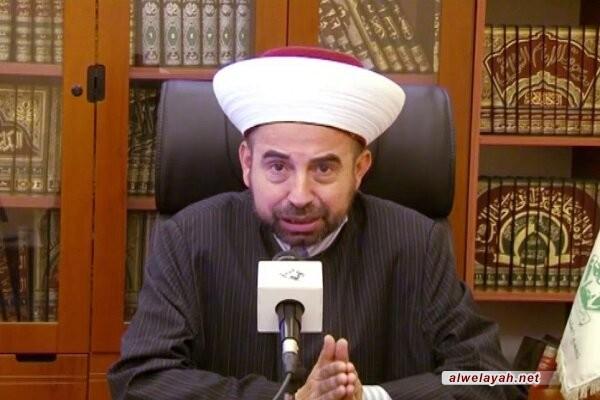 الشيخ محمد الزعبي: إطلاق يوم القدس العالمي من أعظم سنن عصرنا