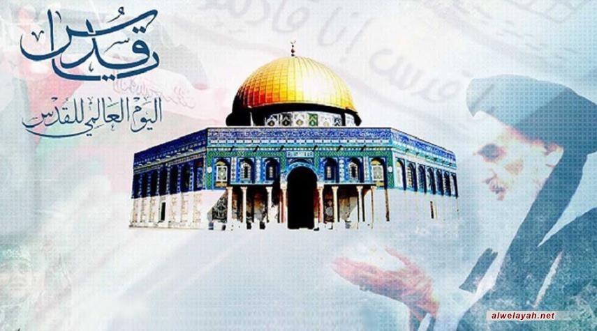 رئيس المعارضة في البرلمان الباكستاني يشيد بمبادرة الإمام الخميني لإحياء القضية الفلسطينية