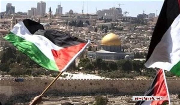 المؤتمر الدولي لدعم الانتفاضة الفلسطينية: مشروع صفقة القرن لعب بالنار