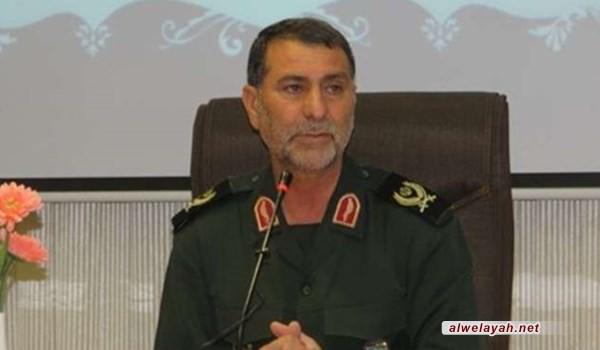 قائد الحرس الثوري في كردستان: سنوجه لأعداء الثورة ضربة قاسية