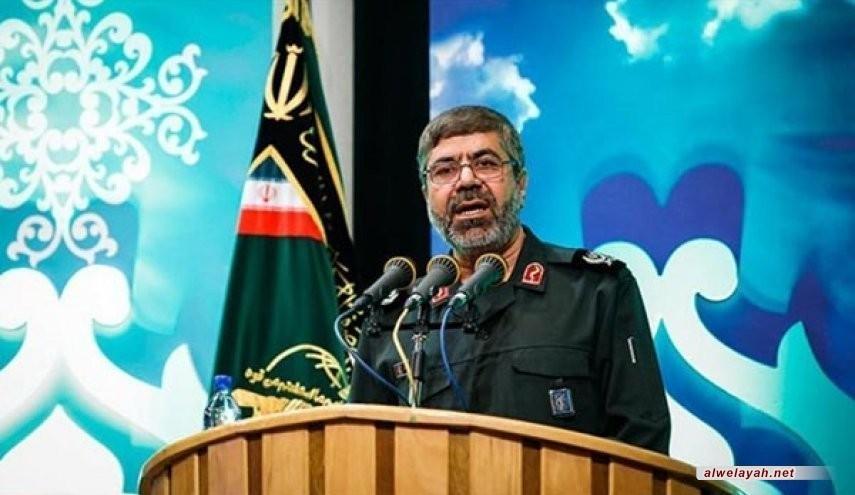 الحرس الثوري: الشعب الإيراني استطاع إسقاط النظام البهلوي بفضل الثورة الإسلامية
