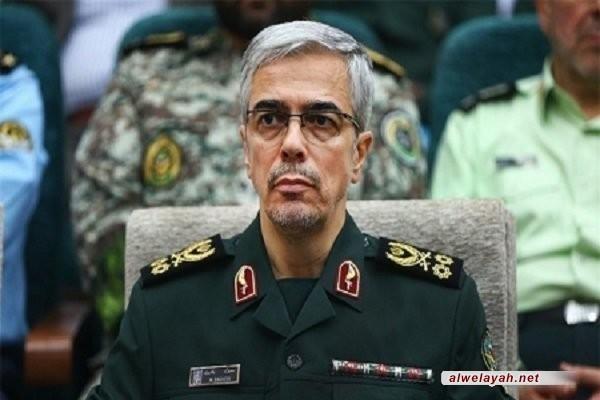 اللواء باقري: إيران القوة الصاروخية الأولى في المنطقة