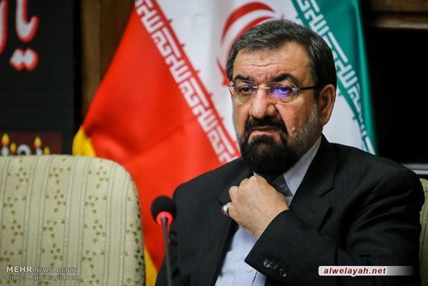 """محسن رضائي: بيان """"الخطوة الثانية"""" يحدد الخطوط العريضة للسياسات العامة في الجمهورية الإسلامية"""