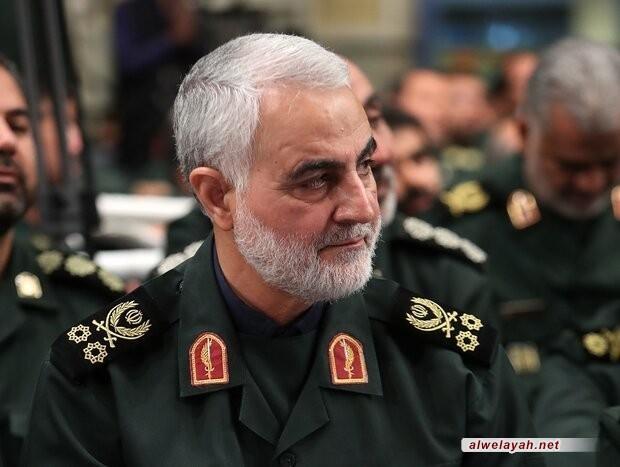 الحرس الثوري يعلن إحباط محاولة لاغتيال اللواء قاسم سليماني