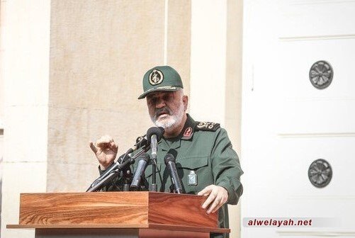 قائد الحرس الثوري: سائرون على درب الشهيد سليماني ولن نسمح بان يبقى دمه دون قصاص