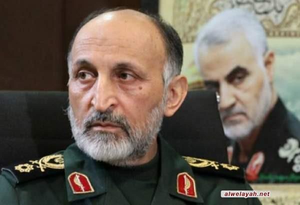 شخصيات عراقية تعزي قائد الثورة الإسلامية بوفاة العميد محمد حجازي