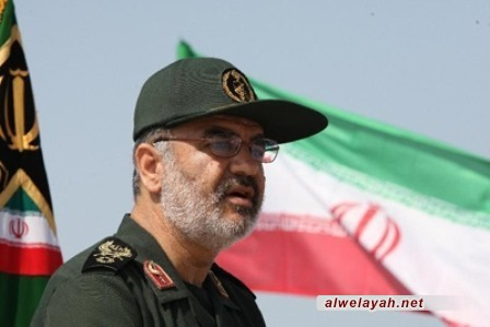 اللواء سلامي: أميركا غير قادرة ولا تجرؤ على شن حرب ضد إيران