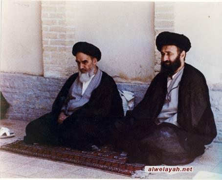 إصدار كتاب جديد للمؤلف حميد روحاني حول الإمام الخميني