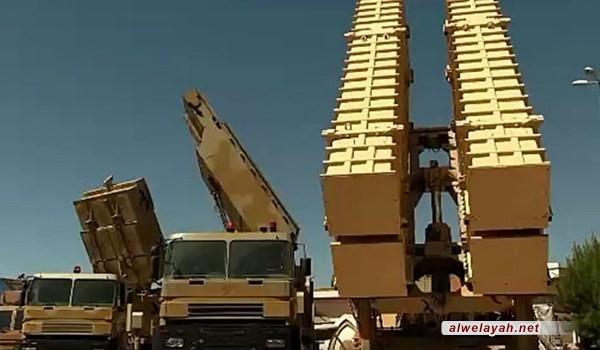 """إيران تزيح الستار عن منظومة الدفاع الجوي """"باور 373"""""""