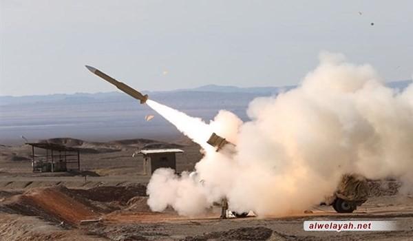 """الحرس الثوري يزيح الستار عن جيل جديد من صواريخ """"ذوالفقار"""""""
