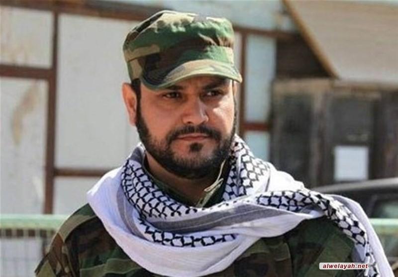 الشيخ الكعبي: الشهادة مصيرنا ولا نخشى مواجهة قوات الاحتلال الأمريكي