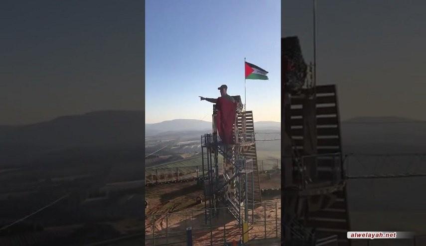 ماذا يعني تمثال الشهيد سليماني في جنوب لبنان مؤشرا بأصبعه بإتجاه الجليل المحتل؟