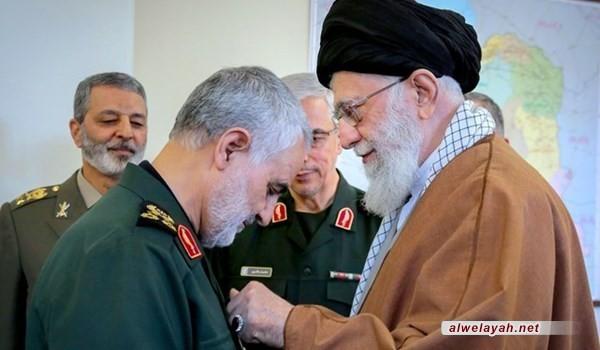 جندي الولاية قاسم سليمانيّ