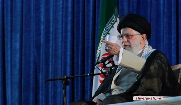 فی ذكرى سنوية الإمام؛ قائد الثورة الإسلامية يشدد على التمسك بالمقاومة ورفض الاستسلام ويؤكد فشل سياسات أميركا