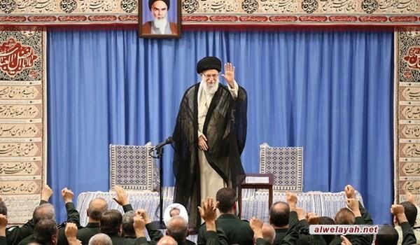 """قائد الثورة الإسلامية: """"الضغوط القصوى"""" فشلت وسنواصل خفض التزاماتنا النووية"""