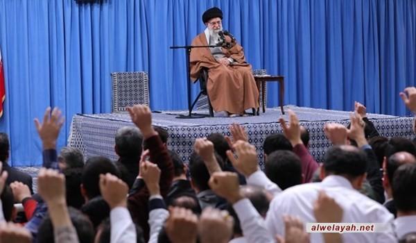 قائد الثورة الإسلامية: صفقة القرن ستموت قبل موت ترامب