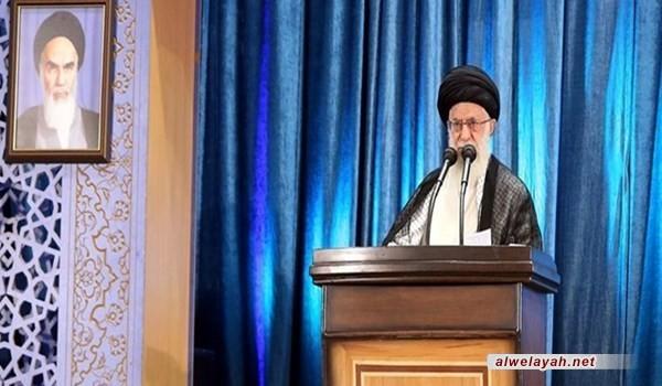 الإمام الخامنئي مخاطباً الشعوب العربية: مصير المنطقة يتوقف على التحرر من الهيمنة الأميركية وتحرير فلسطين