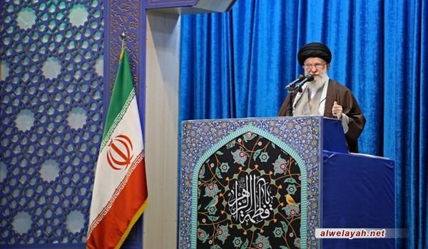 الإمام الخامنئي: الرد الصاروخي الإيراني كسر شوكة أميركا