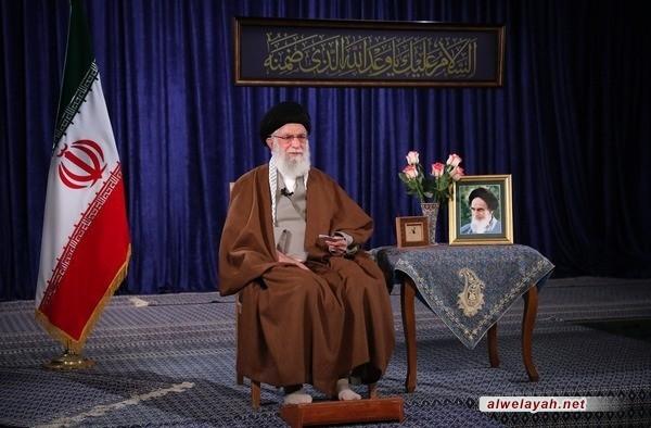 بمناسبة أسبوع العمال: قائد الثورة الإسلامية يتفقد 7 مجموعات صناعية عبر الاتصال المصور