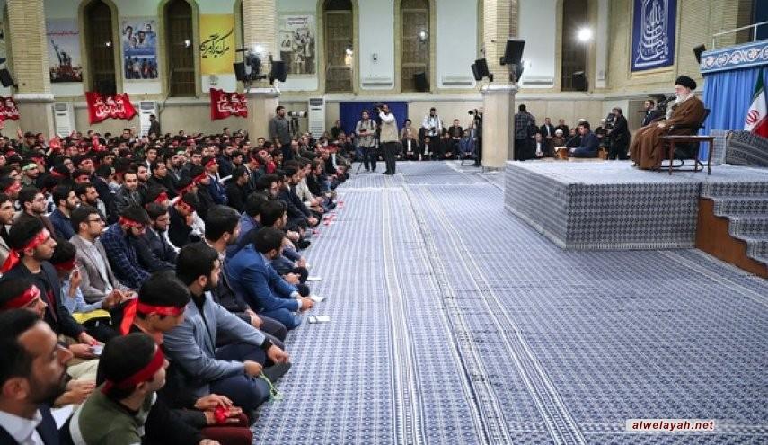 قائد الثورة الإسلامية: أميركا فشلت دوما في مواجهة إيران وستفشل