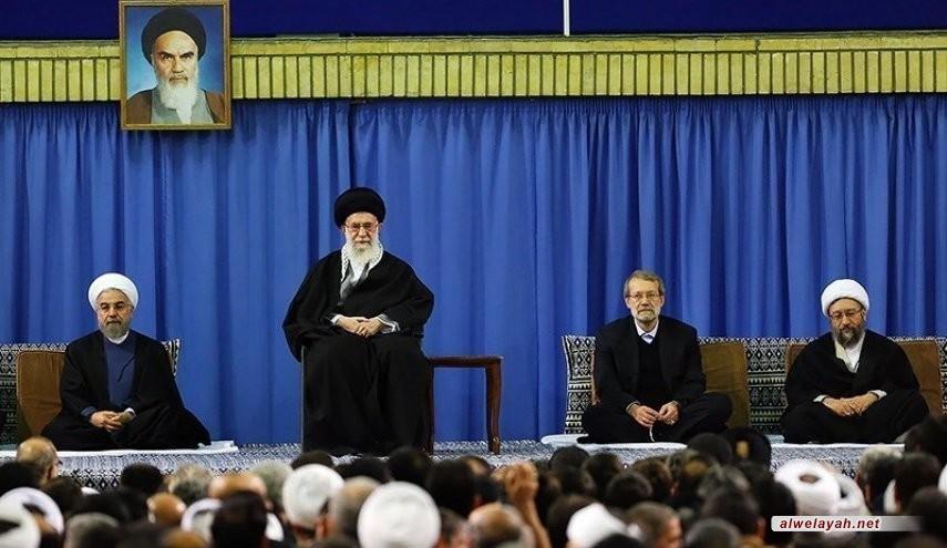 قائد الثورة الإسلامية: الاستكبار سيتقلى صفعة أخرى من الصحوة الإسلامية