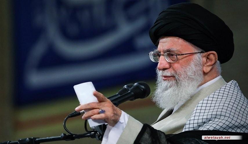 قائد الثورة الإسلامية يشيد بالمقام الشامخ لمعاقي الحرب ويصفهم بالشهداء الأحياء