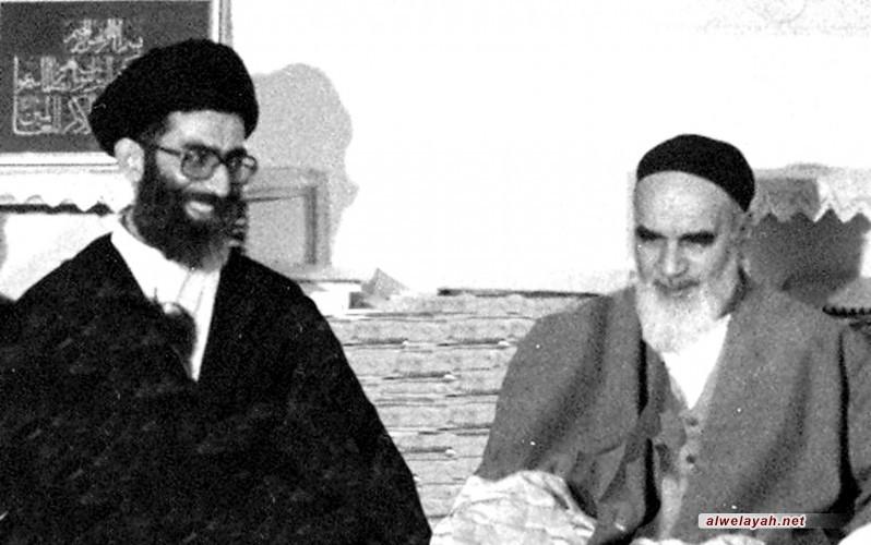 التوازن الفقهي والعرفاني لدى الإمام الخميني (ره) في كلام الإمام الخامنئي