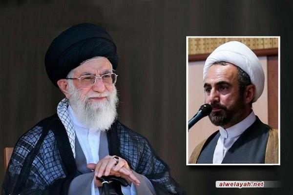 قائد الثورة الإسلامية يعين حجة الإسلام كريمي تبار ممثلاً له في ايلام