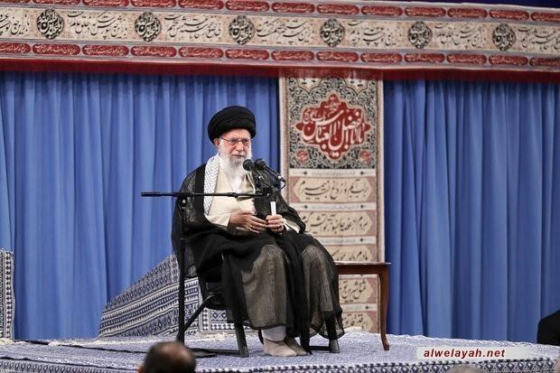 الإمام الخامنئي: رغم امتلاكنا القدرة على حيازة الأسلحة النووية إلا أننا حرّمناها